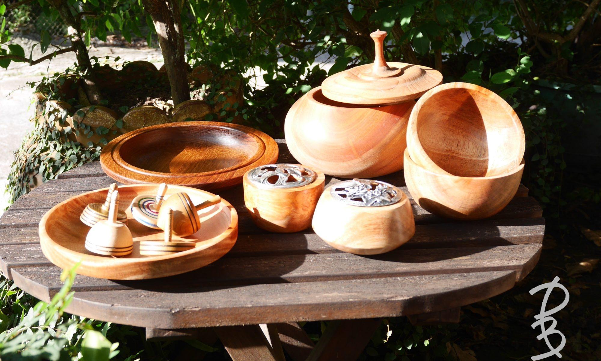 PB Woodenware